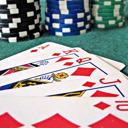 online poker club